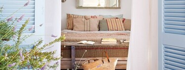 The decorative week: looking for inspiration for autumn corners ... and already missing summer