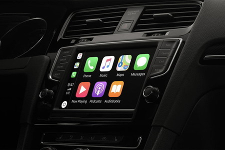 CarPlay Coche