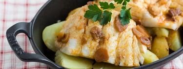 Bacalao a la gallega, receta de Semana Santa