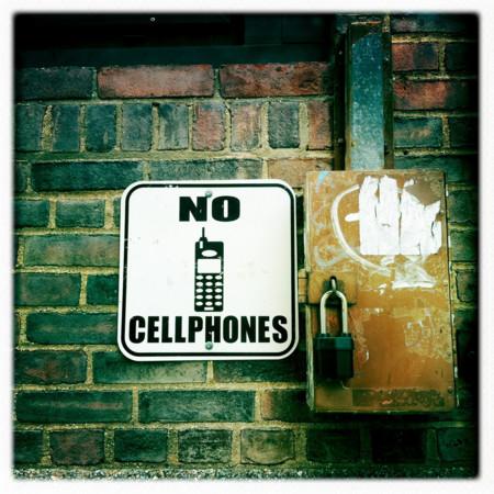 No celulares