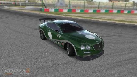 Bentley presentará un prototipo del Continental GT3 en el Salón de París
