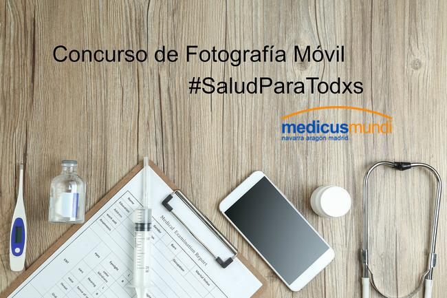 'Salud Para Todxs', un concurso de fotografía móvil organizado por Medicus Mundi con fines solidarios