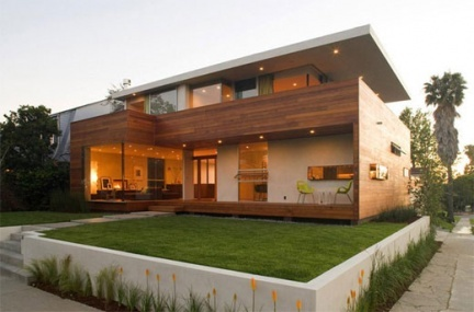 Casas que inspiran: Ridgewood residence