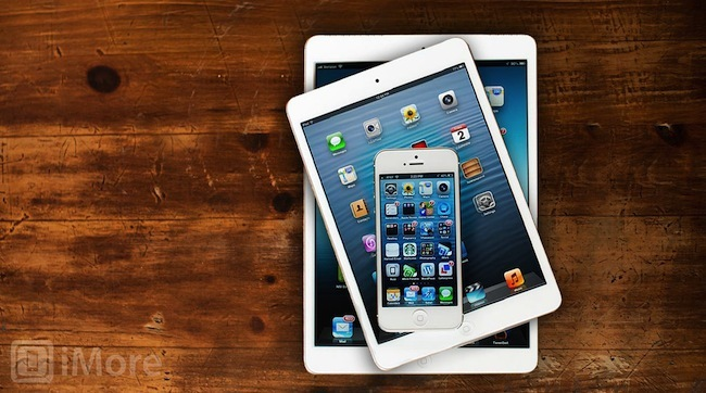 Rumorsfera iPad mini retina iTV