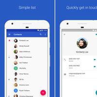Contactos de Google 2.2: ficha de contacto renovada con accesos directos y más novedades