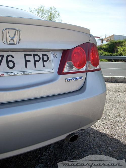 Foto de Honda Civic Hybrid (prueba) (8/40)