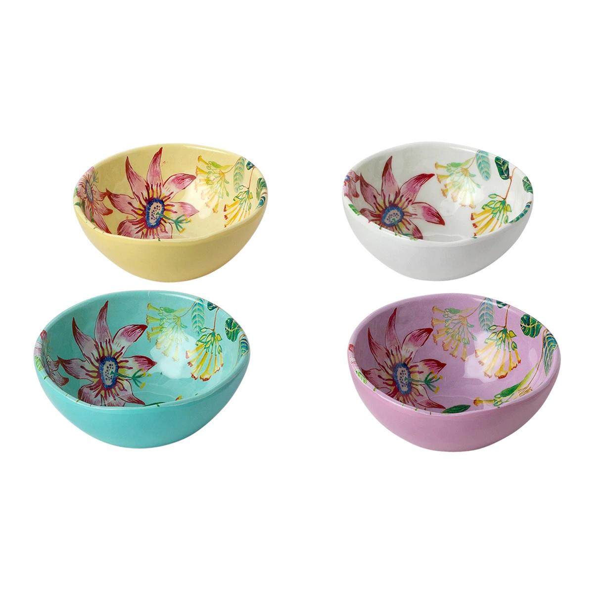 Set de 4 bowl