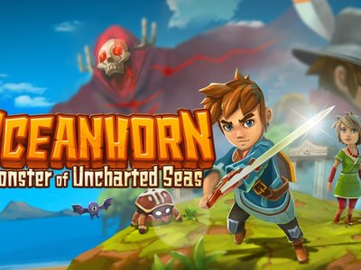 Las demos de Spelunker Party! y Oceanhorn se podrán descargar esta semana en Nintendo Switch