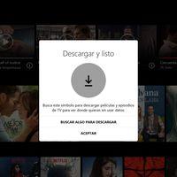El modo offline de Netflix llega a Windows 10