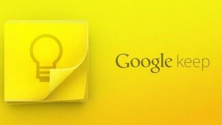 Google Keep se actualiza a la versión 2.2 con grandes cambios