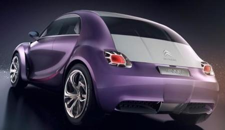 Citroën REVOLTe, inspirado en el 2CV