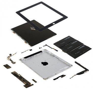 iPad 2, el secreto de su grosor está en la batería
