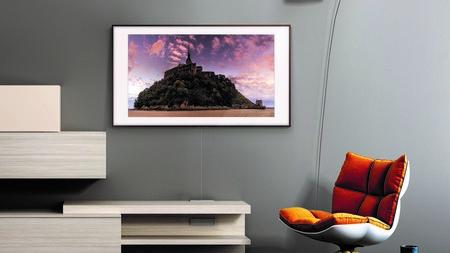 Estas tres televisiones de diseño extraordinarias fueron hechas para decorar salones extraordinarios