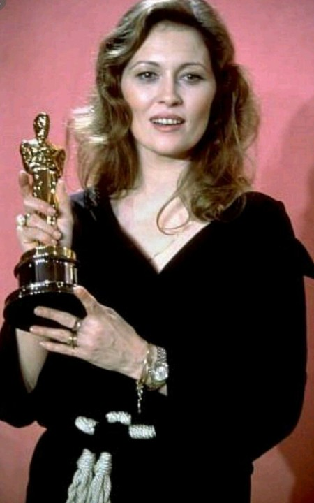 Faye Dunaway Oscar 1976