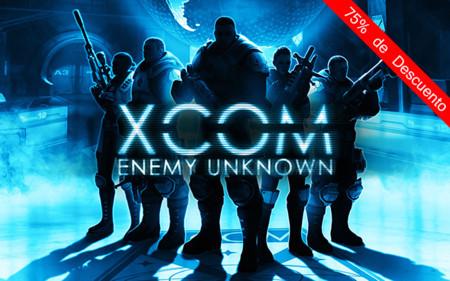 XCOM: Enemy Unknown tiene un 75% de descuento en Steam
