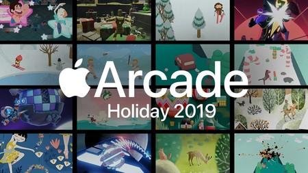 Esta semana en Apple Arcade: los mejores videojuegos para estas festividades
