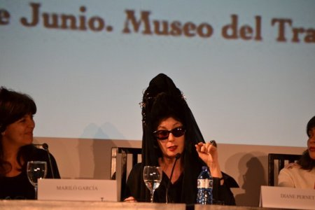 Diane Pernet Jornadas Blogs de moda