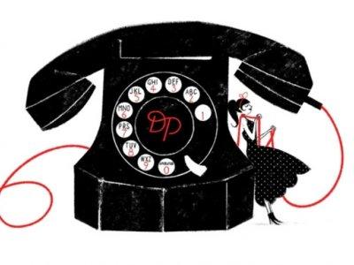 'Colgando de un hilo', una edición ilustrada de los cuentos de Dorothy Parker