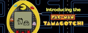Celebra el 40 aniversario de Pac-Man con este Tamagotchi en oferta, disponible en Amazon México por 373 pesos