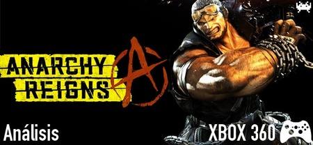 'Anarchy Reigns' para Xbox 360: análisis