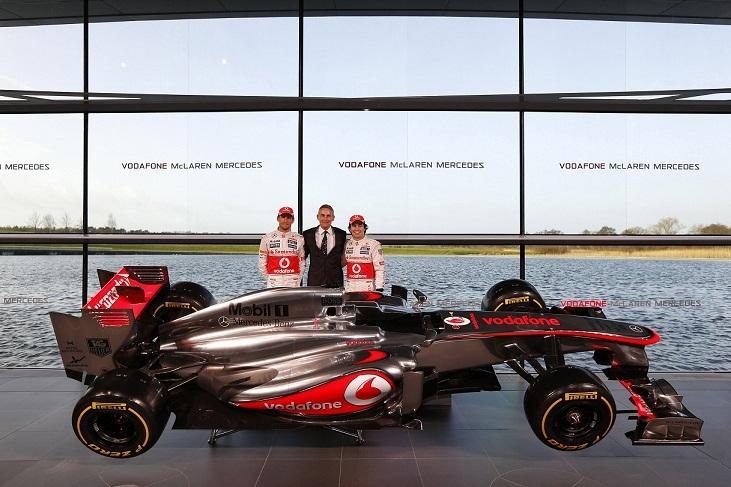 Foto de McLaren-Mercedes MP4-28 (3/5)