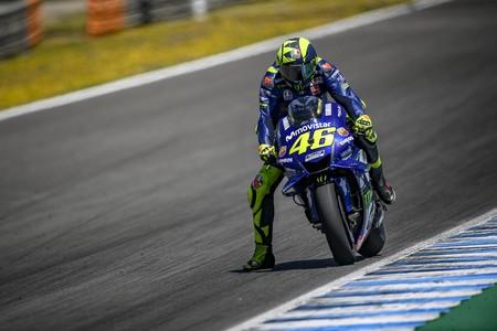 """Valentino Rossi: """"Las mejoras llegarán en la segunda parte de la temporada"""""""