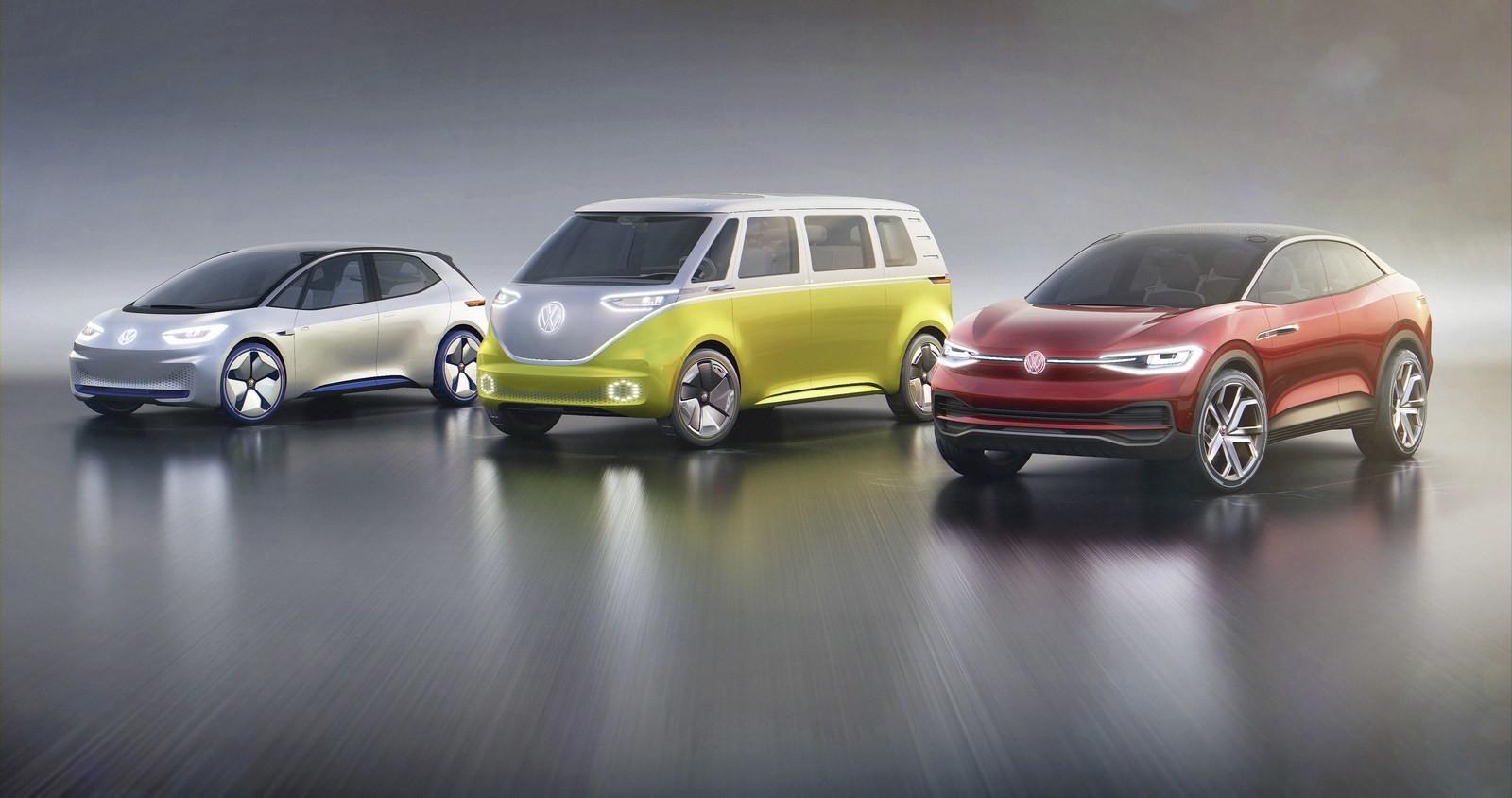 Foto de Volkswagen I.D. Crozz Concept II (1/16)