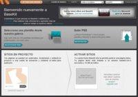 BaseKit: de tu diseño en Photoshop a tu web con total facilidad