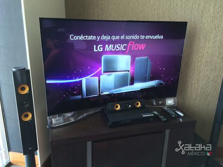 Music Flow, el ecosistema para transmisión de música inalámbrica de LG llega a México