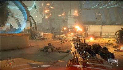 Brutal vídeo de 'Killzone Shadow Fall' para PS4