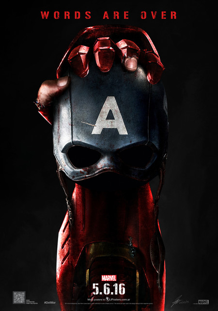 Civil War Fan Poster