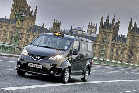 El Nissan e-NV200 también será taxi londinense en 2013