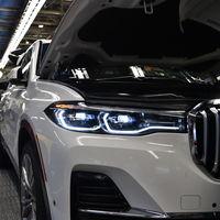 Así de penetrante es la mirada del nuevo BMW X7, que inicia preproducción
