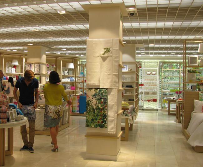 Zara home abre nueva tienda en hermosilla 18 el antiguo for Escaleras zara home