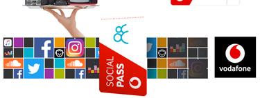 Vodafone da un impulso al prepago incluyendo sus Social Pass y Chat Pass gratis