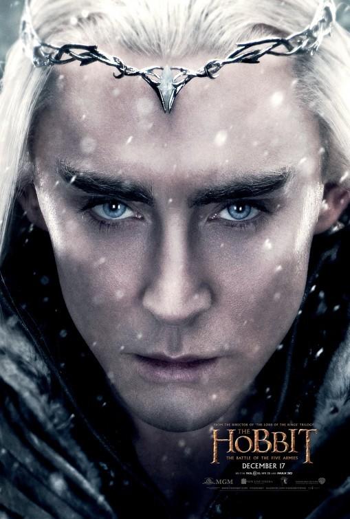 Foto de 'El hobbit: La batalla de los cinco ejércitos', carteles (12/29)