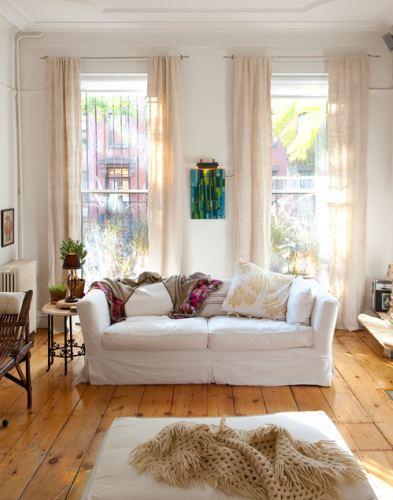 Decorar en tonos blancos for Decoracion salon beige y blanco