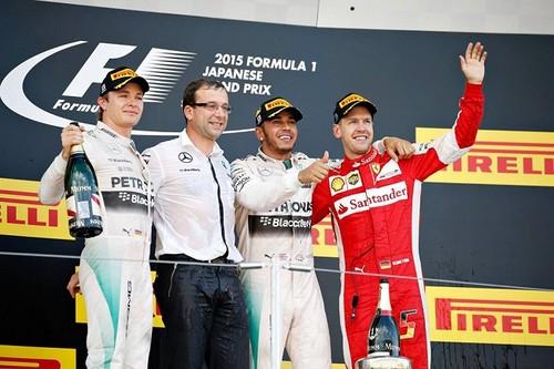 Gran Premio de Japón 2015, Mercedes retoma el rumbo y Ferrari quiere seguirle de cerca