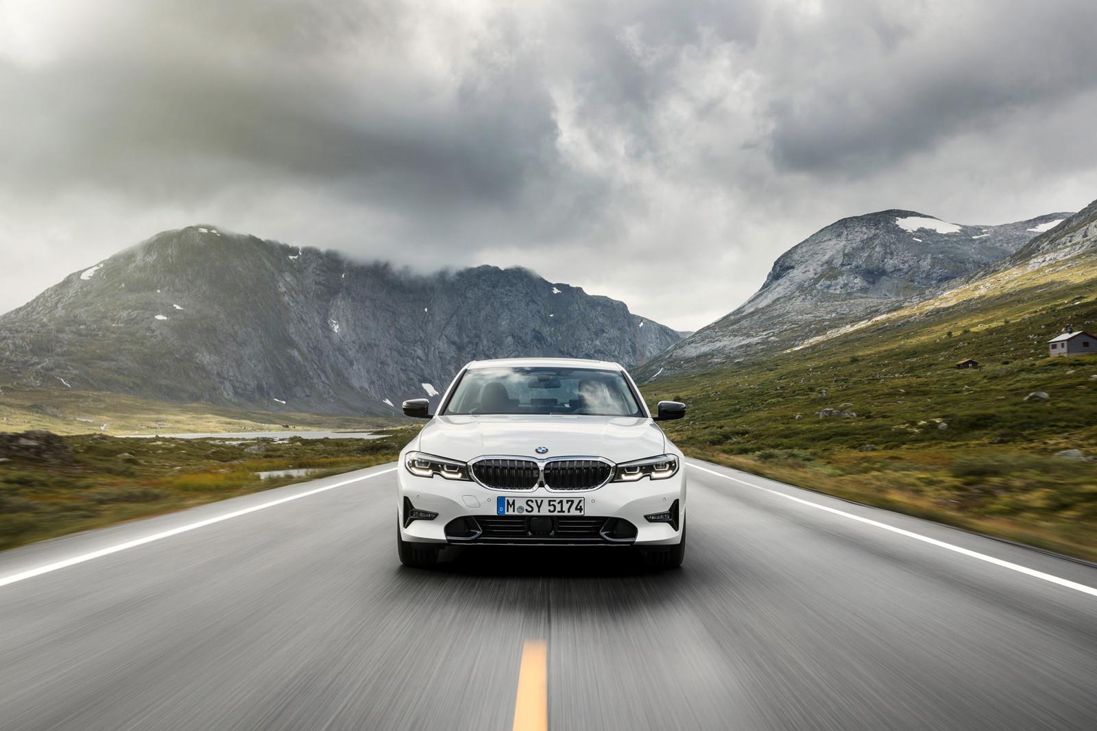 Foto de BMW Serie 3 2019 (46/131)