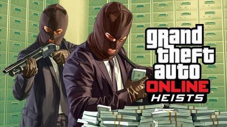 Los Golpes online de GTA V ya están listos: atracos y grandes robos en cooperativo