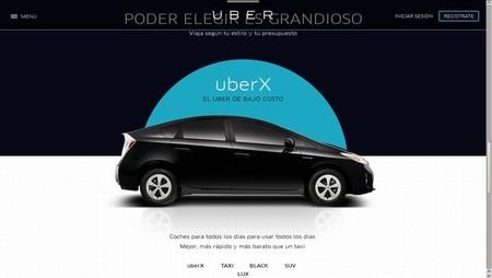 Uber X