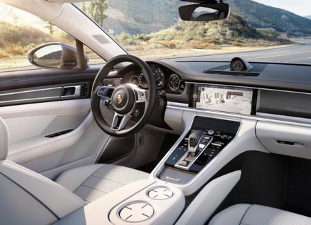 Porsche Connect: Así funciona el sistema de infotenimiento del nuevo Panamera