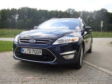 Ford Mondeo 2011, presentación y prueba en Múnich (parte 2)