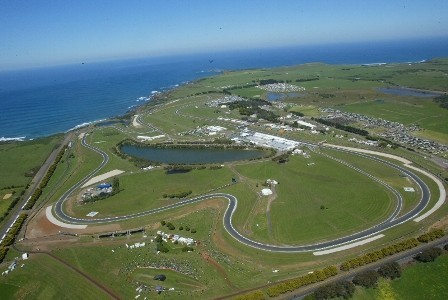 Los horarios de las Superbikes en Phillip Island