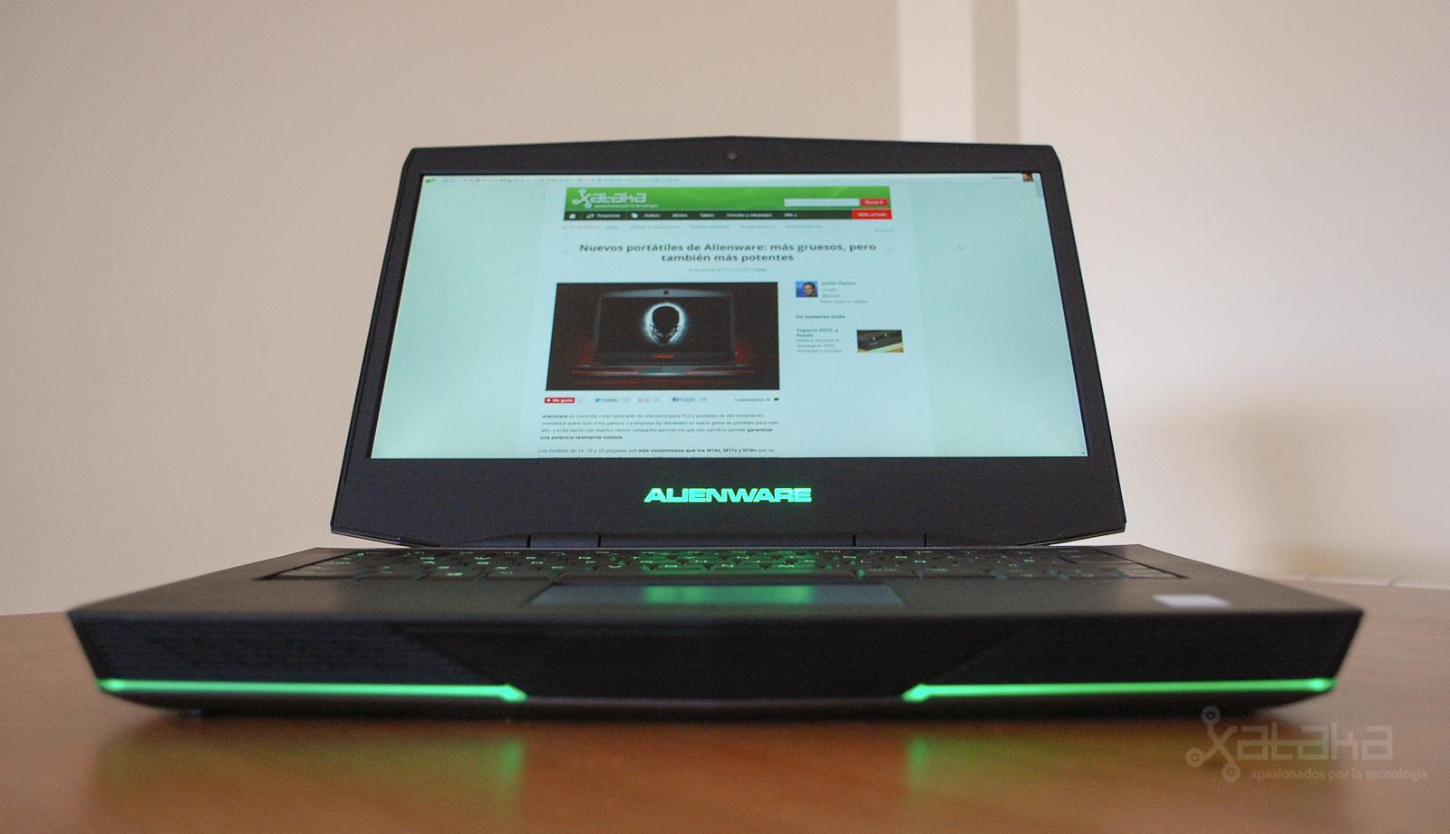 Foto de Alienware 14, análisis (7/26)