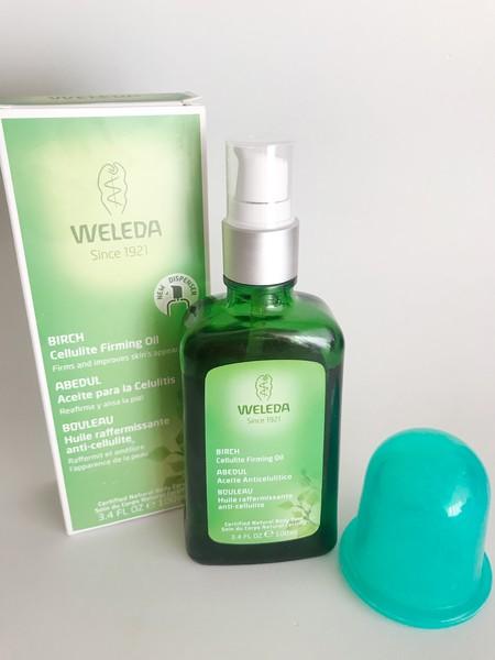 Weleda aceite abedul celulitis