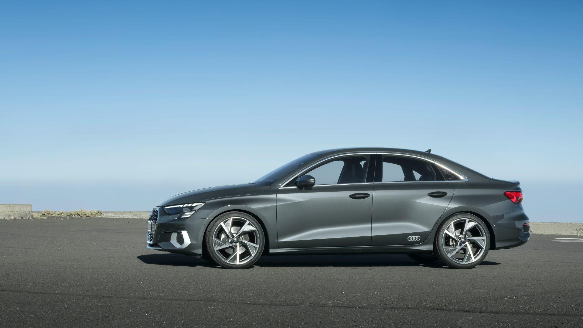 Foto de Audi A3 Sedán 2021 (5/43)