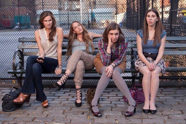 Imagen de la serie 'Girls'