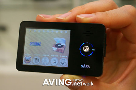 Safa V2, reproductor multimedia