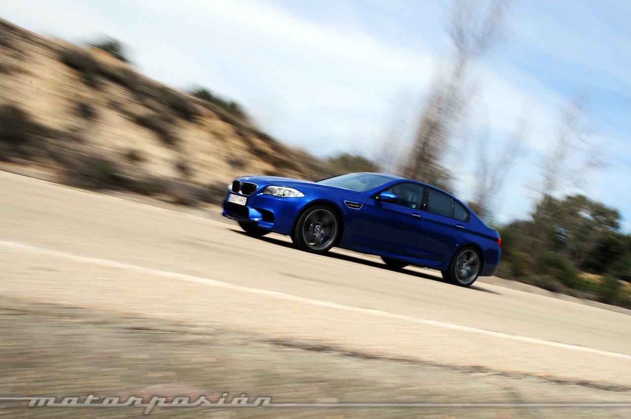 Foto de BMW M5 (Prueba) (124/136)